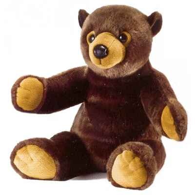 Peluche Ourson Choco - Animaux 1825