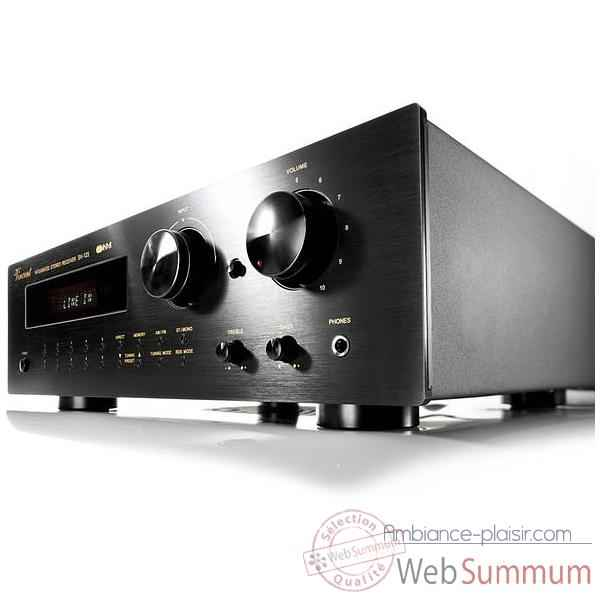 Amplificateur stereo integres Vincent SV-123 Ampli int. tuner RDS - Argent - 203991