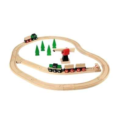 Circuit tradition deluxe en bois BRIO -33098