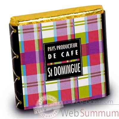 Chocolat Collection Pays producteurs de cafe Monbana -11120171