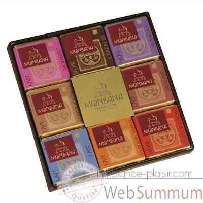 Chocolats collection Monbana -11180034