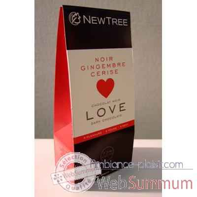 Newtree-Pack Love, chocolats belge -P10AB192815