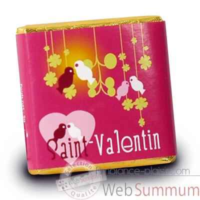Chocolat Collection Saint Valentin Monbana, 30 napolitains -11180171
