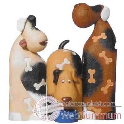 Figurine Farmyard Fun - Max - Reg - Molly - DO13BR-DO12LB-DO09MB