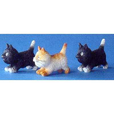Figurine chat Dubout Extra -DUB28