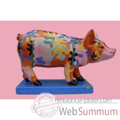 Figurine Cochon - Party Piggies - Fauvorite - PAP01
