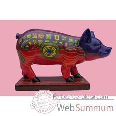 Figurine Cochon - Party Piggies - Viennese Delight - PAP05