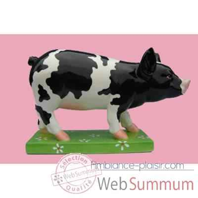 Figurine Cochon - Party Piggies - Schizo - PAP07