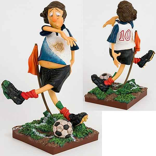 Figurine Forchino Le Footballeur -FO85516