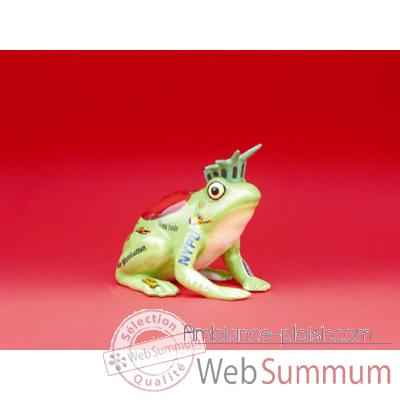 Figurine Grenouille - Fanciful Frogs - New Croak City - 11964