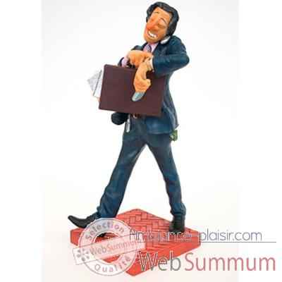 Figurine Forchino - Le businessman - FO85512