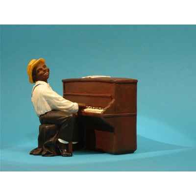 Figurine Jazz  Le pianiste - 3301
