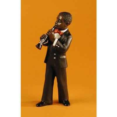 Figurine Jazz  La clarinette - 3167