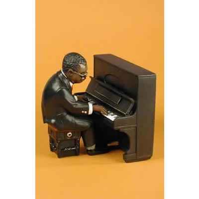 Figurine Jazz  Le pianiste - 3174