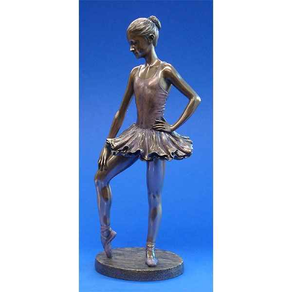 Video Figurine Parastone Femme bronze Pointe -WU73967