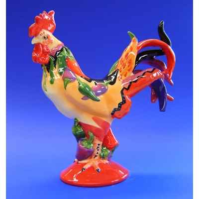 Figurine Coq - Poultry in Motion - Hot Wings - PM16202