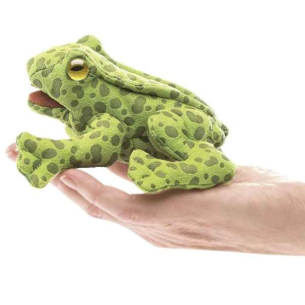 Marionnette a doigt grenouille Folkmanis -2761