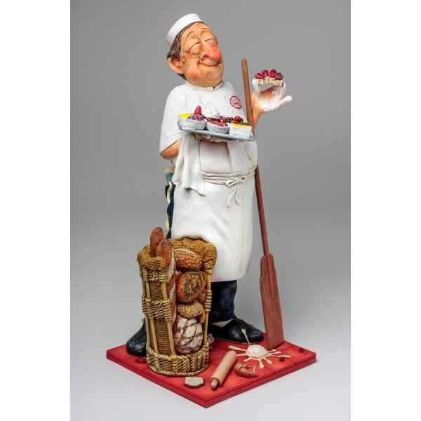 Figurine boulanger Forchino -FO85539