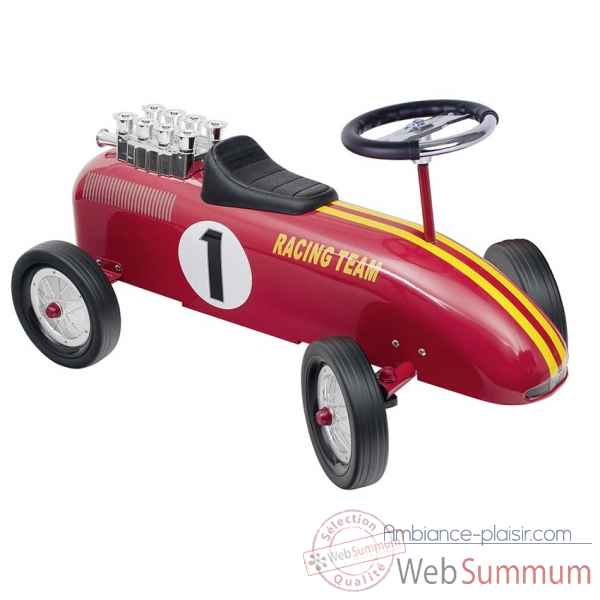Porteur rouge (racing team) Goki -14149