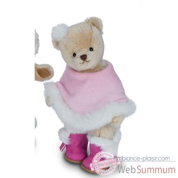 Peluche Ours teddy bear tatiana 27 cm hermann teddy original -12701 7