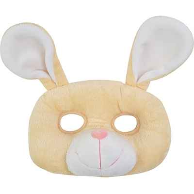 Peluche masque lapin histoire d\'ours 2106