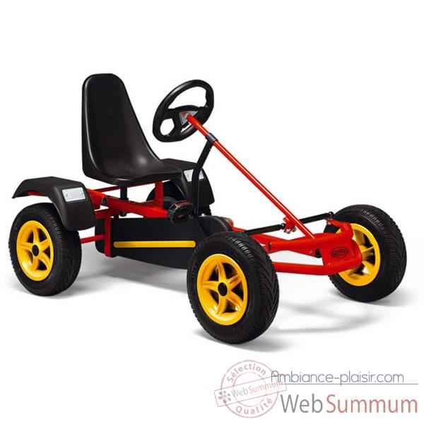 Video Kart a pedales professionnel Berg Toys Sun-Rise AF-28205200