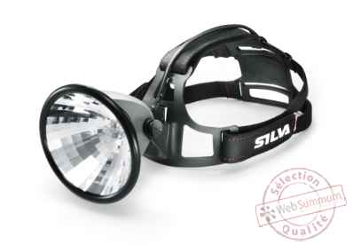 Lampe frontale tout terrain Pack XCL Silva 4,5Amp