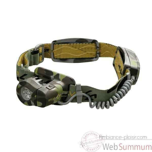 Lampe frontale camouflage L3 Silva-57083-1