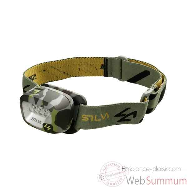 Lampe frontale camouflage L4 Silva-57084-1