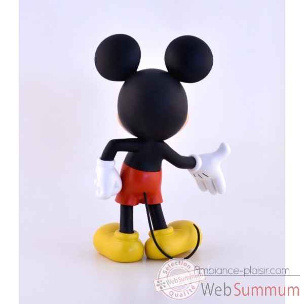 Figurine mickey welcome Leblon-Delienne -DISST03001 -3