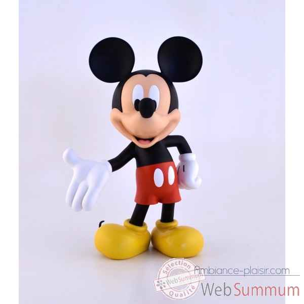 Figurine mickey welcome Leblon-Delienne -DISST03001