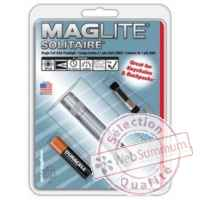 Mag led solitaire gris blister -K3A096U