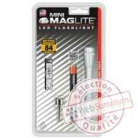 Mag led super mini r3 led argent blister -SP32106U