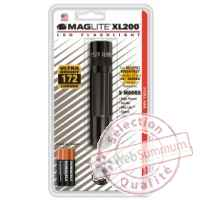 Mag led xl200 noir blister -XL2-016U