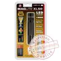Mag led xl50 noir blister -XLS3016U