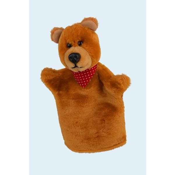 Marionnette Kersa, Bruno l\'ours - 20665