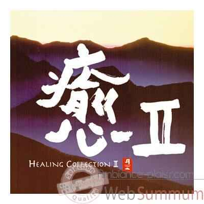 CD musique asiatique, Healing Collection II - PMR035