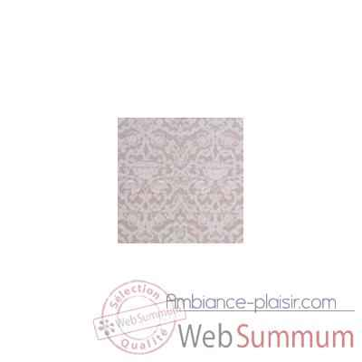 Nappe St Roch rectangulaire Medicis mastic 210x300 -35