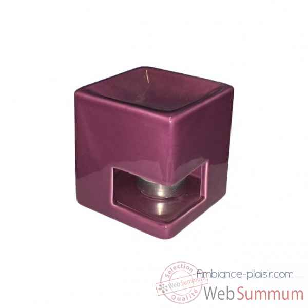 Diffuseur rose design Nectarome France -15180W