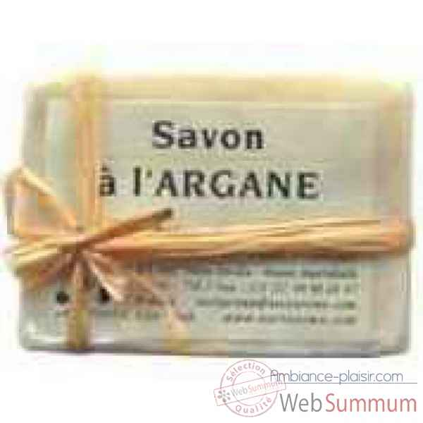 Savon à l\'argan - 120g Nectarome France -12020W