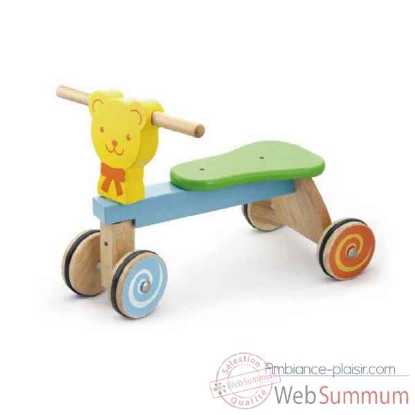 Tricycle - ourson -V59032