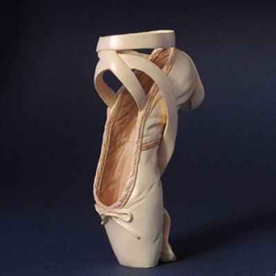 Figurine ballerine de danseuse miniature just the right shoe -RS210112