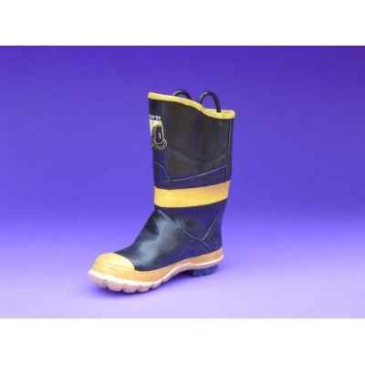 Figurine botte de pompier miniature just the right shoe -RS25312