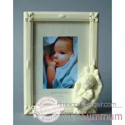 Figurine emotion - emo photoframe emotion white  - em022