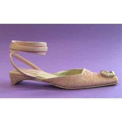 Figurine chaussure miniature collection just the right shoe debutante   - rs26027