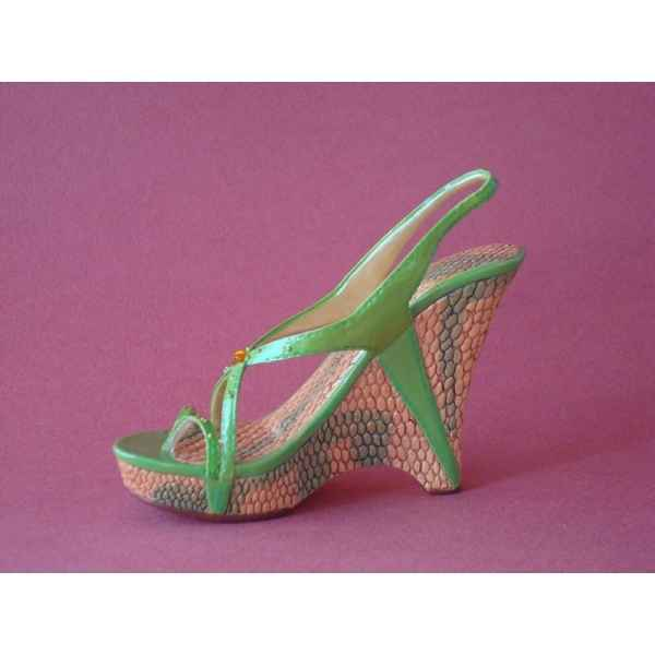 Figurine chaussure miniature collection just the right shoe fatale  - rs90607