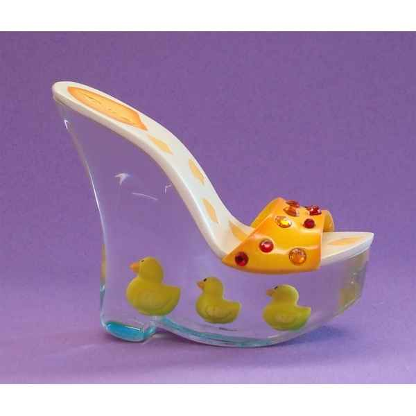 Figurine chaussure miniature collection just the right shoe just ducky   - rs810230