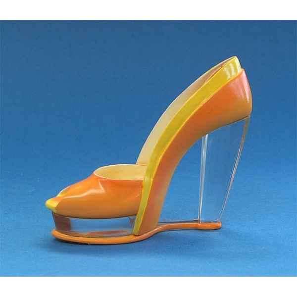 Figurine chaussure miniature collection just the right shoe malibu mai tai   - rs802816