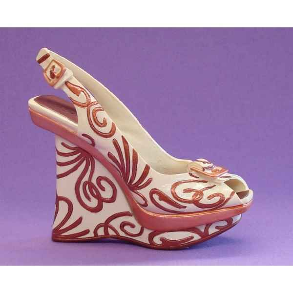 Figurine chaussure miniature collection just the right shoe miss thing   - rs810217