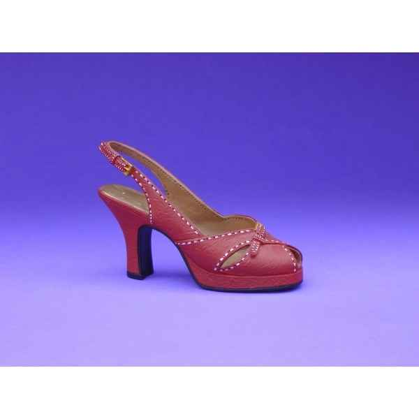 Figurine chaussure miniature collection just the right shoe pump it up  - rs25147